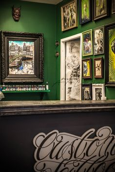 PHOTOGRAPHY | WISE KID GALLERY & TATTOO, AMSTERDAM