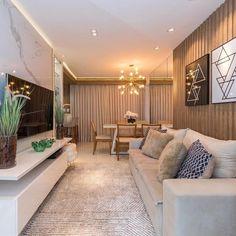 Best Living Room Design, Home Room Design, Decor Interior Design, Living Room Designs, Living Room Decor, House Design, Room Lights, Apartment Design, House Rooms