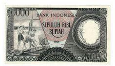 Uang 10000 Tahun 1964 Seri Pekerja  http://jubel-uang.blogspot.com/