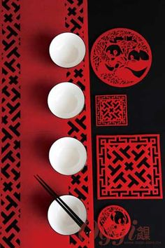 大俗大雅中国红喜迎中国年|大雅|纳比_凤凰时尚