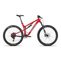 Santa Cruz 5010 Alloy S 27.5 Mountain Bike 2017 Red/Mint