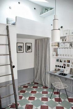 lägenhet i paris