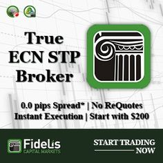 Real ecn forex brokers