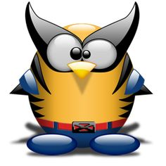 Penguin or an Owl either way its one of my favorite x-men