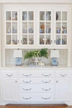 Vision for Dining Room Built-Ins {Connection Charm & Function Eleven Gables Built In Cabinets theinspiredroom.n The post Vision for Dining Room Built-Ins {Connection Charm & Function appeared first on Design Ideas. Kitchen Redo, Kitchen Pantry, Kitchen And Bath, Kitchen Dining, Dining Rooms, Dining Area, Wall Pantry, Island Kitchen, Kitchen White