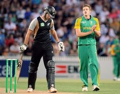 South Africa to host New Zealand (Blackcaps) for three ODIs and two T20Is from 14 to 26 August, 2015. Get SA vs NZ 2015 schedule, date and matches time.