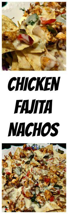 Chicken Fajita Nachos                                                                                                                                                                                 More