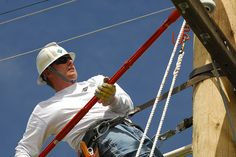 At Linemans Rodeo Lineman Pinterest Lineman And