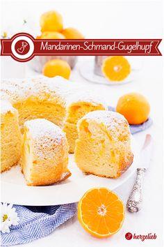 Cake Recipes, Rural Women Recipes: Recipe for a tangerine sour cream gugelhupf like from grandma! Quick cake – these children love tangerine cake Mandarinen-Schmand-Gugelhupf Rezept -Schmandkuchen saftig Cinnamon Cream Cheese Frosting, Cinnamon Cream Cheeses, Quick Cake, Novelty Birthday Cakes, Sour Cream Cake, Easy Smoothie Recipes, Pumpkin Spice Cupcakes, Fancy Cakes, Fall Desserts