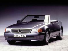 Mercedes-Benz 500SL (R129) by Auto Clasico, via Flickr