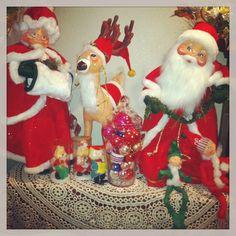 Anna lee dolls. Christmas :)?