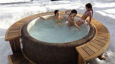 Softub - hot tub (want this!)