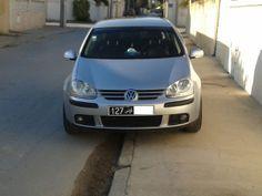 Annonce de vente de voiture occasion en tunisie VOLKSWAGEN GOLF Tunis