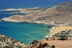 Top 20 Chania adjacent beaches.