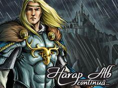 Harap Alb continua In format digital cu ajutorul lui Zitec [INTERVIU] 30th, Wonder Woman, Magazine, Superhero, Comics, Digital, Movie Posters, Fictional Characters, News