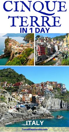 Planniing a day trip to Cinque Terre? Find here all the information you need on how to spend one day in Cinque Terre, Italy. How to get to Cinque Terre from Florence, Milan etc, Day trips and tours things to do in Cinque Terre as a day trip. Europe Destinations, Holiday Destinations, Toscana, Positano, Italy Rail, Italy Tourism, Chateauneuf Du Pape, Things To Do In Italy, Italy Travel Tips