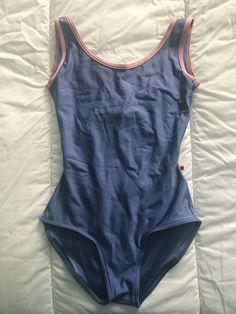 YUMIKO leotard Veronique N-Artic/N-Antique Rose trim medium | Clothing, Shoes & Accessories, Dancewear, Adult Dancewear | eBay!