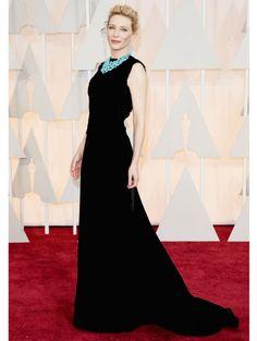 Cate Blanchett in Margiela  ELLE