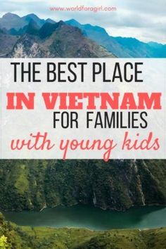 Ninh Binh with Kids: The Perfect Family Travel Destination in Vietnam - World for a Girl - Find out why we think that Ninh Binh is the perfect place to visit in Vietnam with young children and toddlers. Travel with toddlers Camping With Kids, Travel With Kids, Family Travel, Vietnam Travel, Asia Travel, Travel Wear, Travel Trip, Family Adventure, Adventure Travel