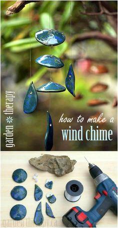 Natural Chime Madera