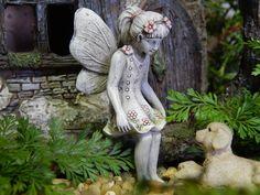 Allie - My Fairy Gardens