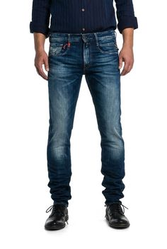 Jeans Man Slim Fit - ANBASS 616 303 - Replay