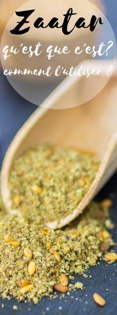 Lebanese Recipes, Vegan Recipes, Zaatar Recipe, Spices And Herbs, Pesto Sauce, Batch Cooking, Special Recipes, Savoury Dishes, Light Recipes