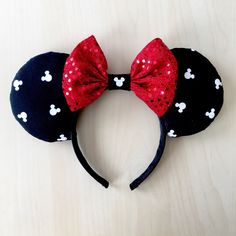 Browse all products in the Character Ears category from Main Street Ears. Diy Disney Ears, Disney Mickey Ears, Disney Diy, Disney Crafts, Disney Headbands, Ear Headbands, Disneyland Ears, Disney Style, Disney Inspired