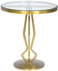 Vanguard Furniture Selene Martini End Table