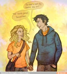 Anabeth and Percy