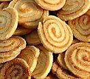 Biscoito de Queijo Parmesão - Receita CyberCook