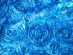 Turquoise Blue Posing Fabric Backdrop