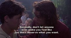 Be smart enough to know this. Also, this is the second hottest thing that Heath Ledger did in this movie.