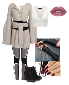 """Star Wars inspired"" by cat-anaya ❤ liked on Polyvore featuring No Ka'Oi, Antonio Berardi and Red Herring"