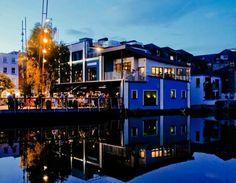 Electric & Fish Bar, Cork, Ireland