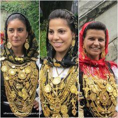 O ouro no traje à Vianesa - Olhar Viana do Castelo