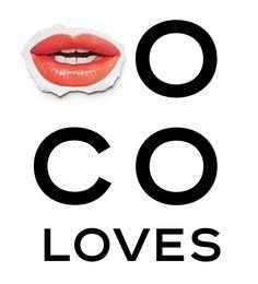 COCO LOVES CHANEL,pinned by Ton van der Veer