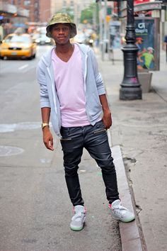 Street Fashion for Guys