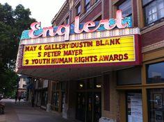 EVENTS: Englert Theatre in Iowa City, IA