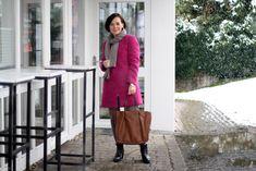 Winterlook in lässiger Eleganz aus der neuen Tchibo Kollektion