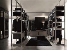 Interior de vestidor de Gunni & Trentino