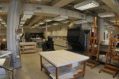NEDCC Conservation Lab