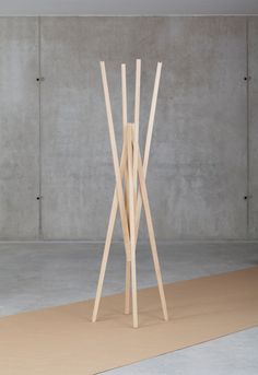 Simetria Coat Stand by Redesign for Prostoria. Available from Stylecraft.com.au