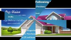 Vidhan  Properties Is A Real Estate And Hotel Consultant In Delhi ,India . We Deals In Commercial Sale/ Purchase/Lease  In Delhi Ncr And Residential Independent  Kothi In South Delhi . Vidhan Properties Also Deal In Big Ticket Deals Like Residential. Commercial , Agriculture, Institutional In All Over India .                 Vidhan Properties Have Space Lization Of  Budget , 3-4-5 Star Hotel For Sale/Purchase /Lease/M.C. In All Over India . It Would Be Our Pleasure To Be Associated With ...