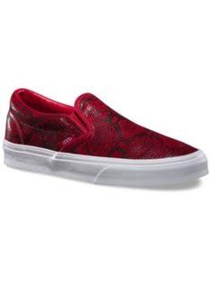Vans Unisex Classic Slip-On (Pebble Snake) Chili Pepper Sneaker Men's 6.5, Women's 8 Medium Vans http://www.amazon.com/dp/B00L5MWOBA/ref=cm_sw_r_pi_dp_Bed4wb1QQ6QMA