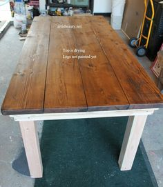 13 Free Diy Woodworking Plans For Building Your Own Dresser Awesome Building Dining Room Table Design Inspiration
