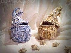 Сказочные домики для упаковки сладких подарков