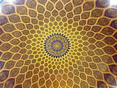 Ceiling Ibn Battuta Mall