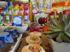 Mesa de doces para festa junina. #festajunina #festa #junho #cores #brazilianjuneparty