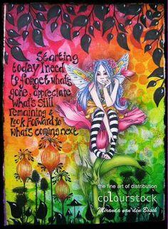 Media journal, mixed media canvas, mixed media art, fairy quotes, art j Mixed Media Journal, Mixed Media Canvas, Mixed Media Art, Art Journal Pages, Art Journals, Junk Journal, Bullet Journal, Mix Media, Fairy Quotes